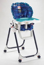 Fisher-Price High Chairs recalled