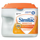 Abbott recalls Similac powder infant formula