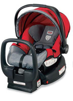 Britax chaperone infant car seat recalled