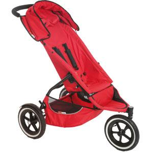 phil&ted jogging stroller recall