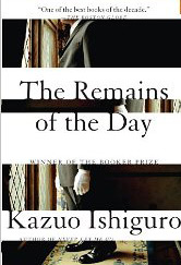 The Remains of the Day by Kasuo Ishiguro