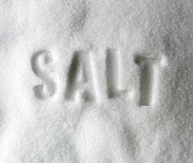 Do you know how much sodium you're eating every day?