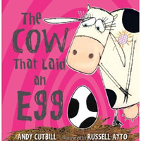 The cow that laid an egg by Andy Cuthill
