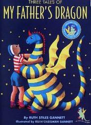 Three tales of my father's dragon by Ruth Stiles Barnett