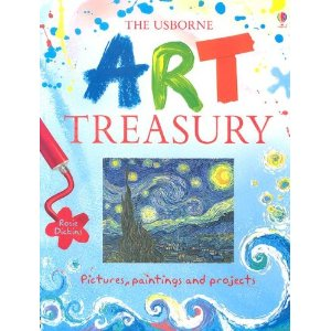 The Usborne art of treasury