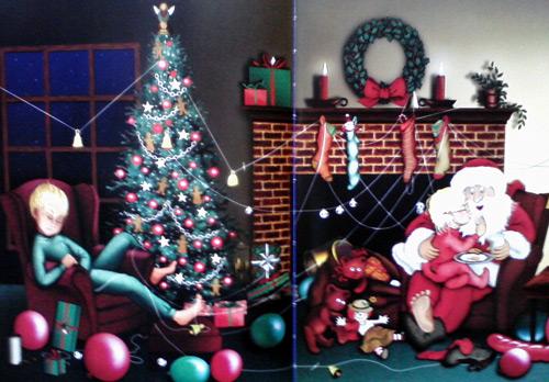 Bah! Humbug? Christmas story book
