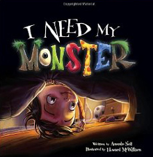 I need my monster by Amanda Knoll