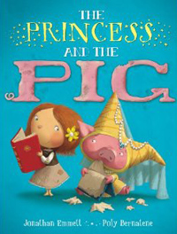 The Princess and the Pig by Jonathan Emmet