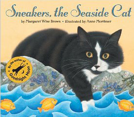 Sneakers the seaside cat by Margaret Wise Brown