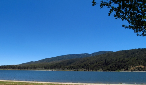 Wordpress weekly photo challenge: Dreaming - Lake Hemet, California
