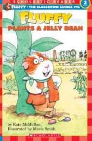 Fluffy plants a jelly bean by Kate McMullan