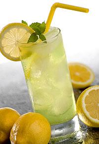 making lemonade with all my lemons