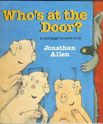 Who's at the door by Jonathan Allen