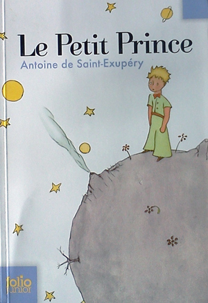 Wordpress weekly photo challenge: Foreign - The little prince book