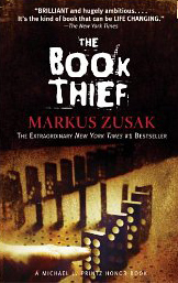 The book thief by Markus Zusack