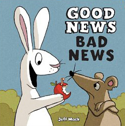Good news bad news by Jeff Mack