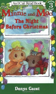 Minnie and Moo : The Night Before Christmas