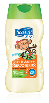 Suave shampoo for kids