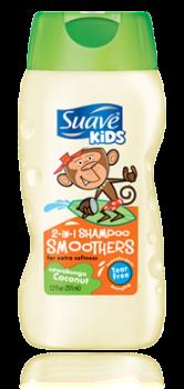 Suave shampoo for kids