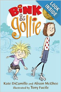 Bink & Gollie by Kate DiCamillo