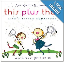 This Plus That: Life's Little Equations by Amy Krouse Rosenthal