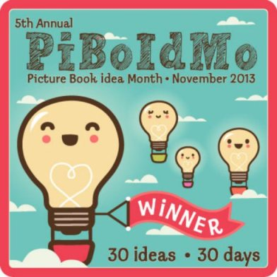 PiBoIdMo winner badge 2013