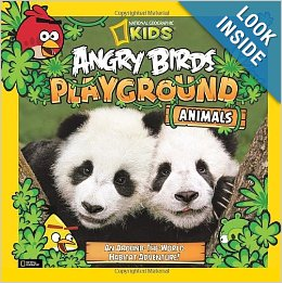 National Geographic Angry Birds: Animals