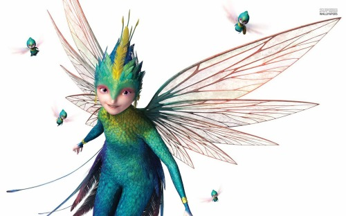 Toothiana - my favorite tooth fairy from Rise of the Guardians